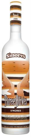 Three Olives Vodka SMores